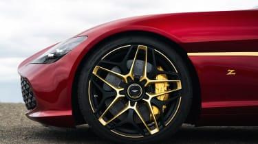Aston Martin DBS GT Zagato - wheel