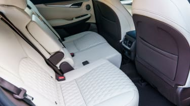 Infiniti QX50 - back seats
