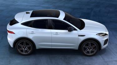 Jaguar E-Pace R-Dynamic Black - side