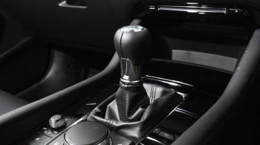 Mazda 3 - transmission