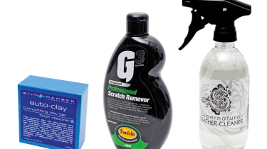 Clean your car for under £100