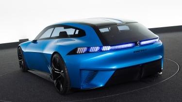 Peugeot Instinct concept - rear