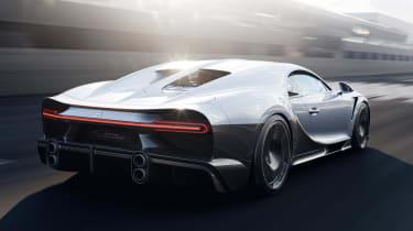 Bugatti Chiron Super Sport - rear