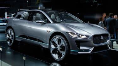 LA Motor Show - Jaguar I-Pace front