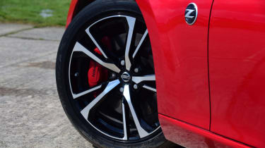 Nissan 370Z GT – alloy wheel
