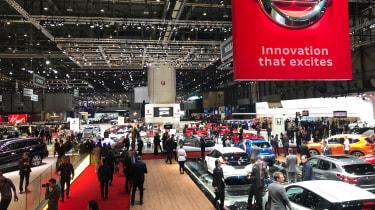 Geneva Motor Show 2018 - Nissan