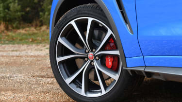 Jaguar F-Pace SVR - wheel