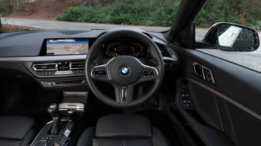 BMW 1 Series - dash
