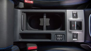 Subaru Levorg - storage
