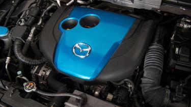 Mazda CX-5 used - engine