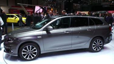 Fiat Tipo - Geneva show side