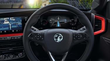 Vauxhall Mokka - interior