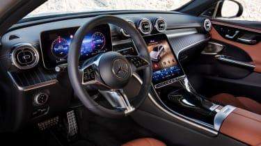 Mercedes C-Class All-Terrain - cabin
