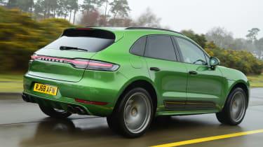 Porsche Macan - rear