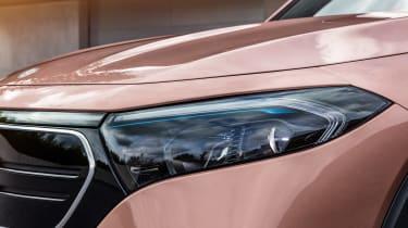 Mercedes EQB - front light