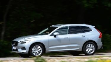 Volvo XC60 - side