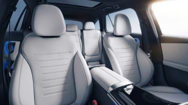 Mercedes C-Class - seats studio
