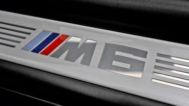 BMW M6 Convertible detail