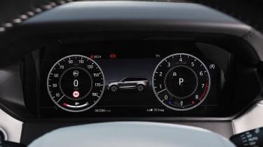 Range Rover Velar SVAutobiography Dynamic - dials