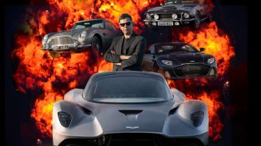 James Bond Aston Martin feature - Hugo header