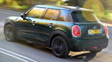 MINI Cooper 5dr rear
