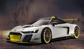Audi R8 LMS GT2 - front