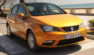 2012 SEAT Ibiza front tracking