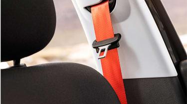 Citroen C4 Cactus Rip Curl Edition - seat belt