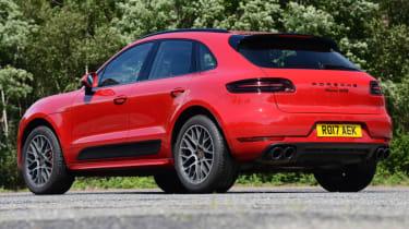 Porsche Macan GTS - rear static