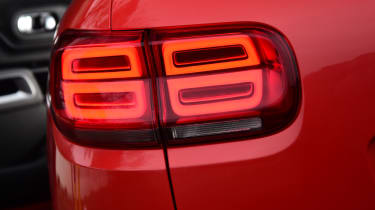 citroen c5 aircross rear light
