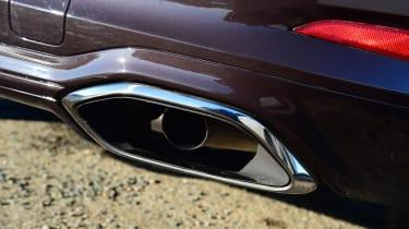 Ford Focus Vignale Estate - exhausts