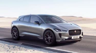 Jaguar I-Pace Black - front