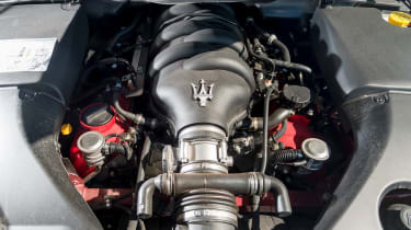 Maserati GranTurismo - engine