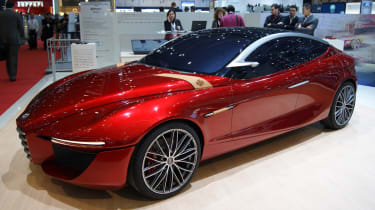 Alfa Romeo Gloria front