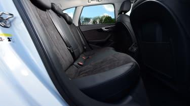Audi A4 Allroad - rear seats