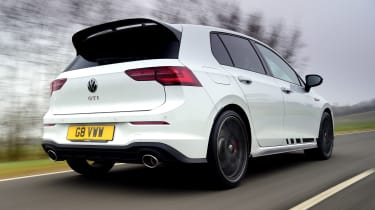 Volkswagen Golf GTI Clubsport - rear