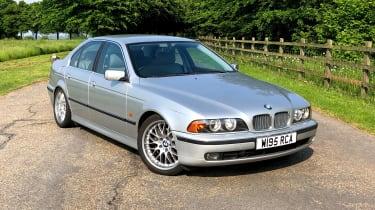 Auto Express: our cars - BMW E39