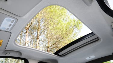 Smart ForFour - panoramic roof