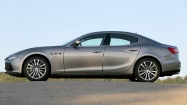 Maserati Ghibli profile