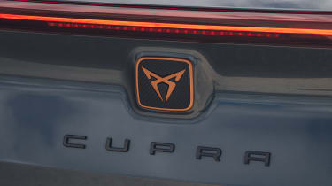 2021 Cupra Formentor badge