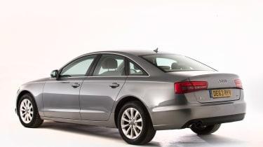 Used Audi A6 - rear