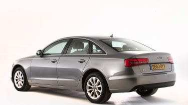 Used Audi A6 - rear