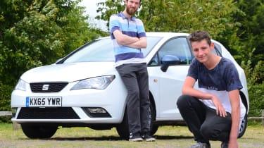 SEAT Ibiza long-term - final report header