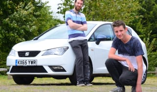 SEAT Ibiza long-term - final report header