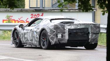 Ferrari F171 - rear