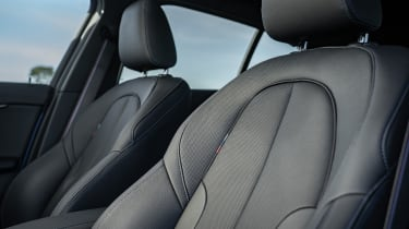 BMW 118i - seats
