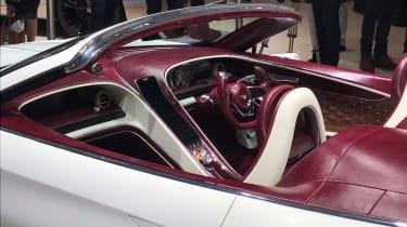 Bentley EXP 12 Speed 6e - Geneva interior