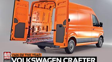 Van of the Year 2017 - Volkswagen Crafter