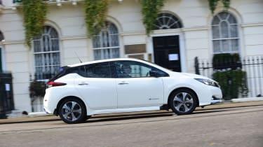 Nissan Leaf - side