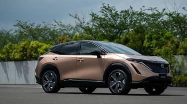 Nissan Ariya main